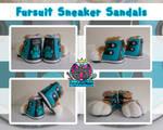 Fursuit Sneaker Sandals