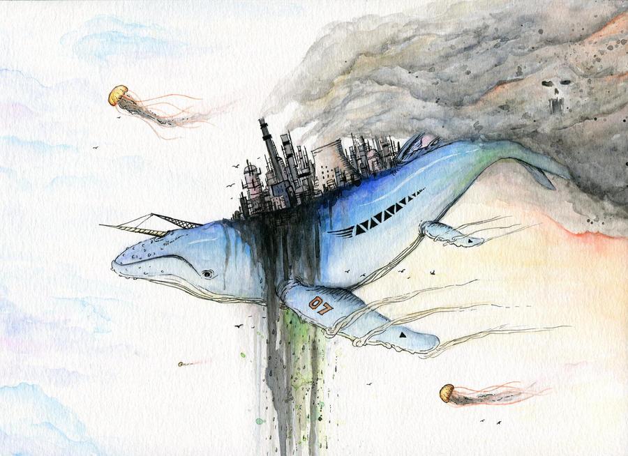 Air Pollution by DiamondSpider