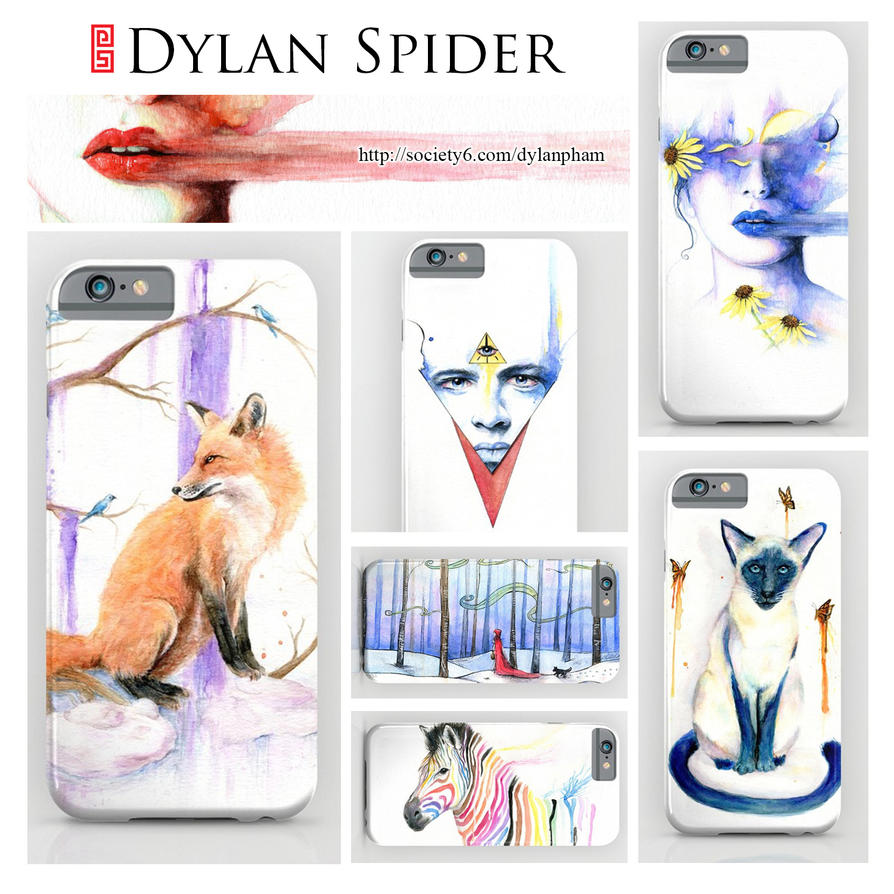 Insta Societ6 ad Dylan by DylanSpider