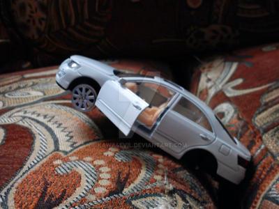 Accident - car figure by kawa4evil