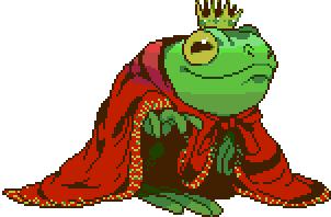 King Froggo IV by Jaagup