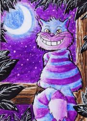 Cheshire Cat by MulkEntertainment