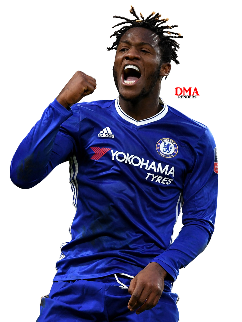Michy Batshuayi by dma365 on DeviantArt