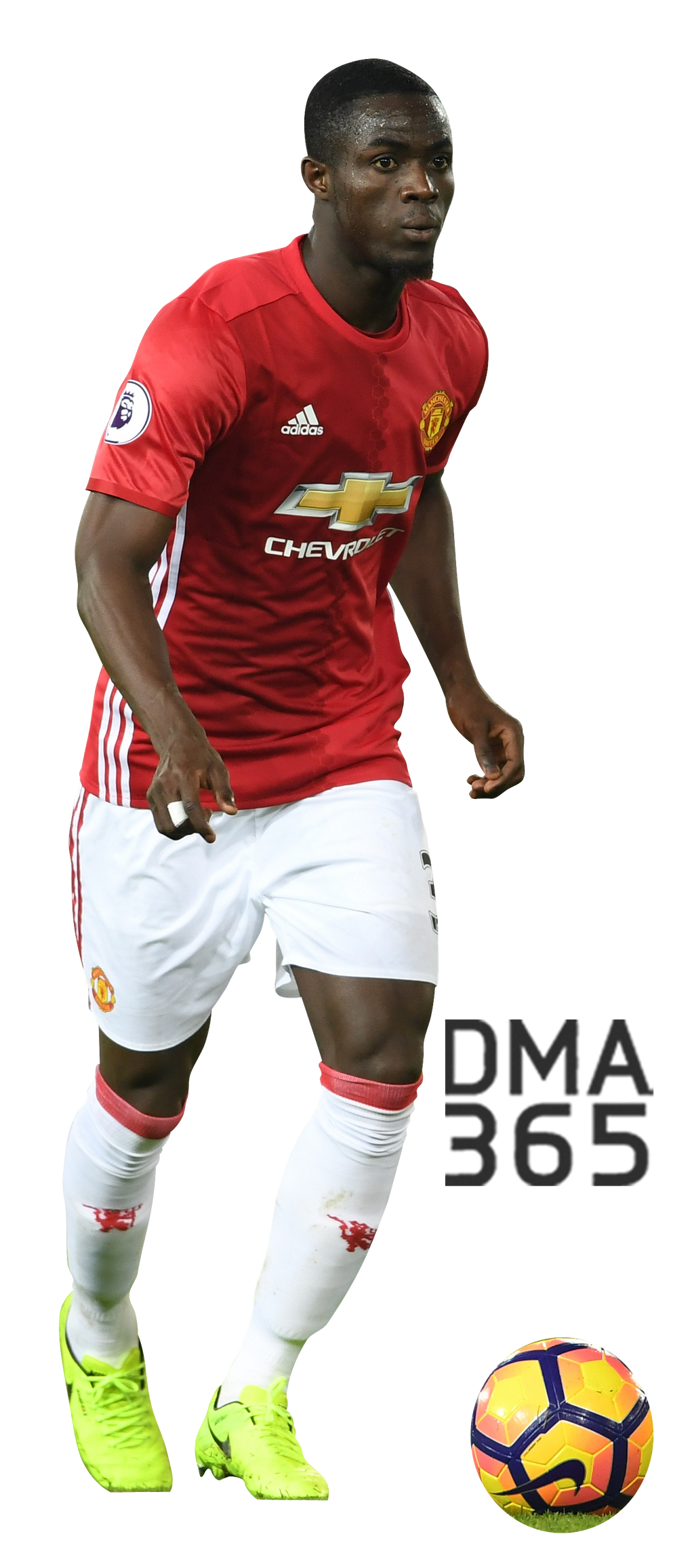 Eric Bailly by dma365 on DeviantArt