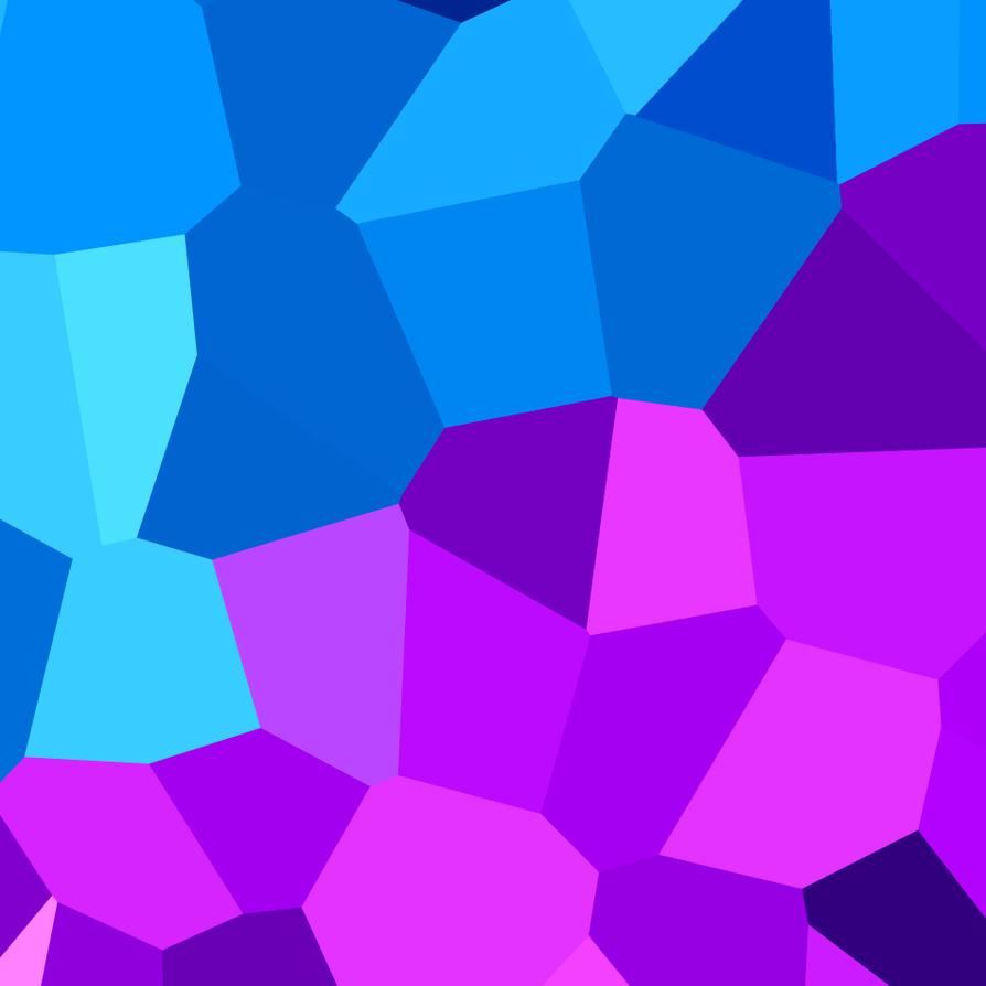 Purple Blue by xKawaiizzX
