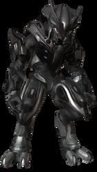 Sangheili Field Marshal Armor by MonkeyRebel117