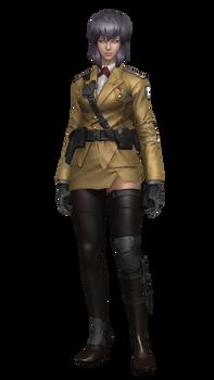 Motoko Uniform