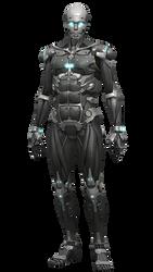Cyborg MALE