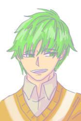 for shin [lettuce boy] by ai-koku