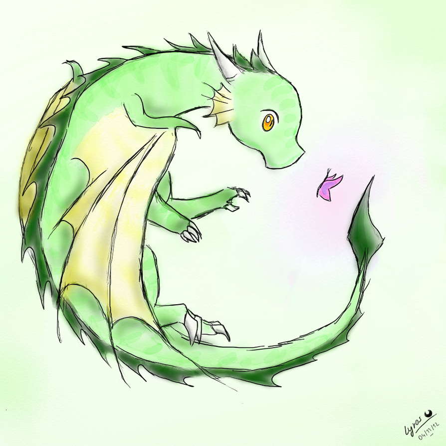~ Ptits dessins ~ Emerald_heart_by_lyros001-d5k1s35