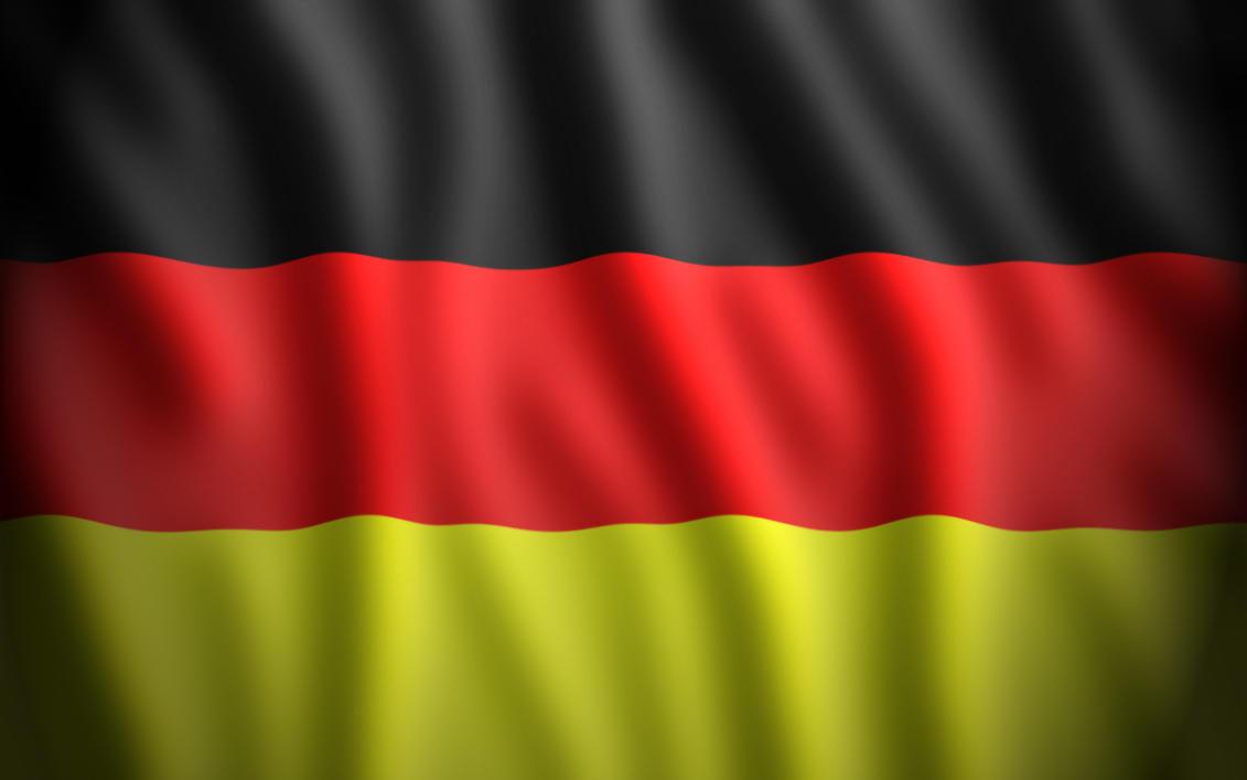 Deutschlandflagge by XerraX