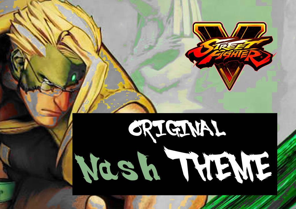 Street fighter V - Nash/Charlie's Theme by DeviantNegre on DeviantArt