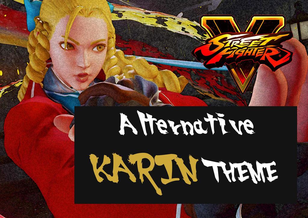 Street Fighter V - Karin (ost fan made) by DeviantNegre