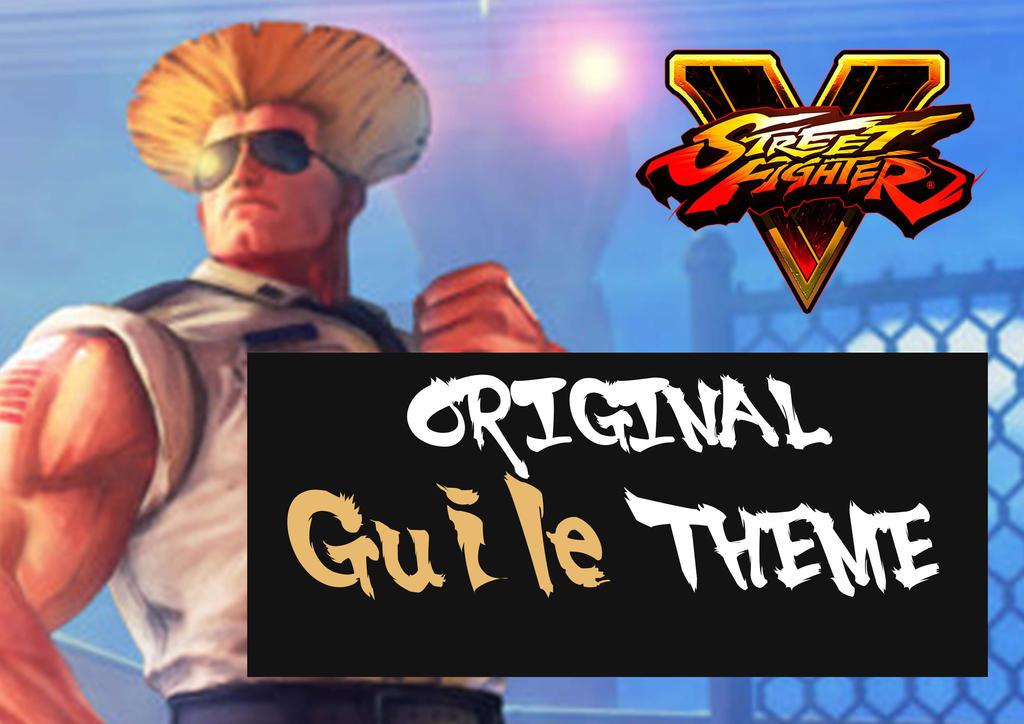 Street Fighter 5 / V  Guile by DeviantNegre