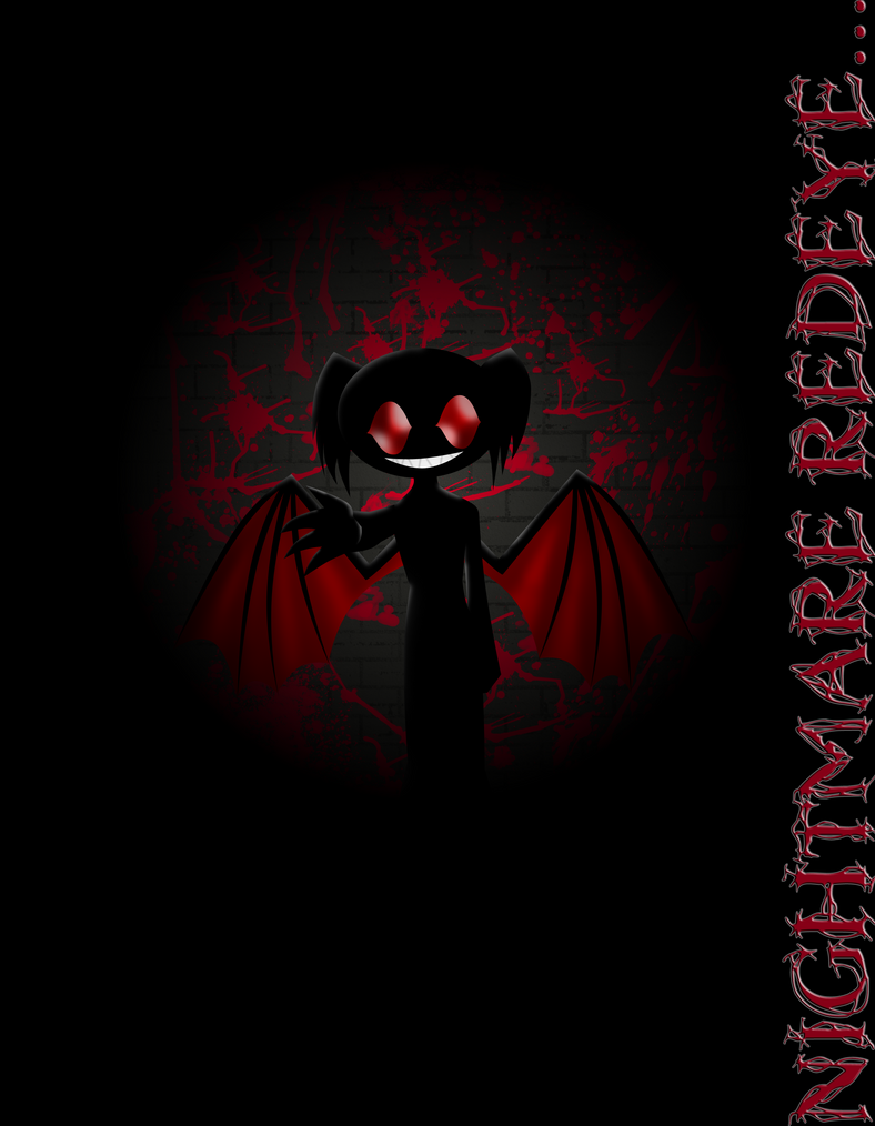 ++NIGHTMARE REDEYE++ by nightmarerae