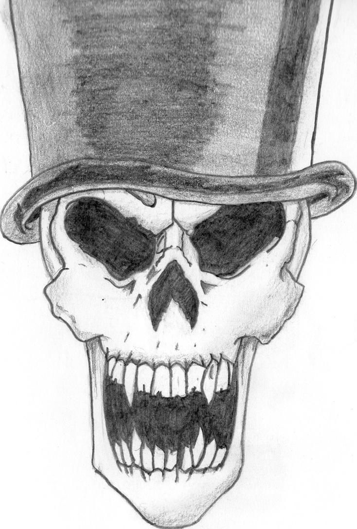 Guns n Roses Skull by Juanfi on DeviantArt