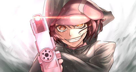Bloodthirsty LLENN by Blackhole32