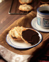 Coconut Macaroons by sasQuat-ch