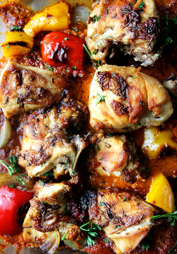 Piri-Piri Chicken by sasQuat-ch
