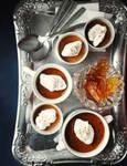 Pumpkin Latte Pots De Creme
