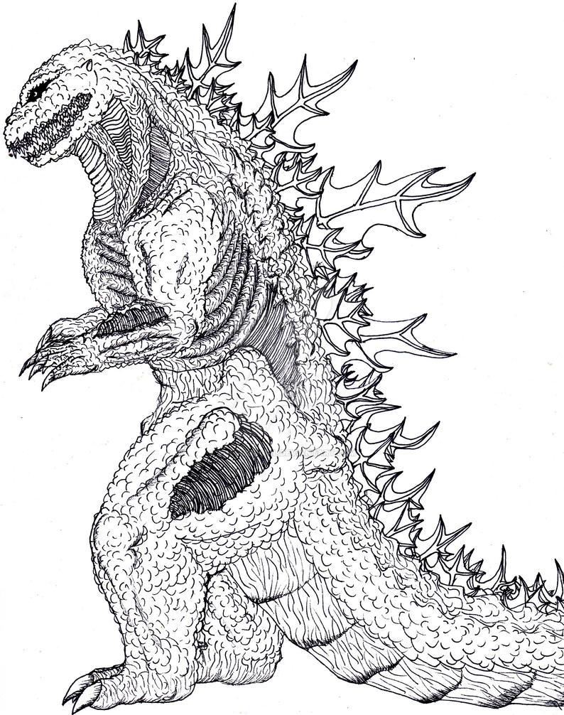 Godzilla Resurgence concept by TheGmodGirl on DeviantArt