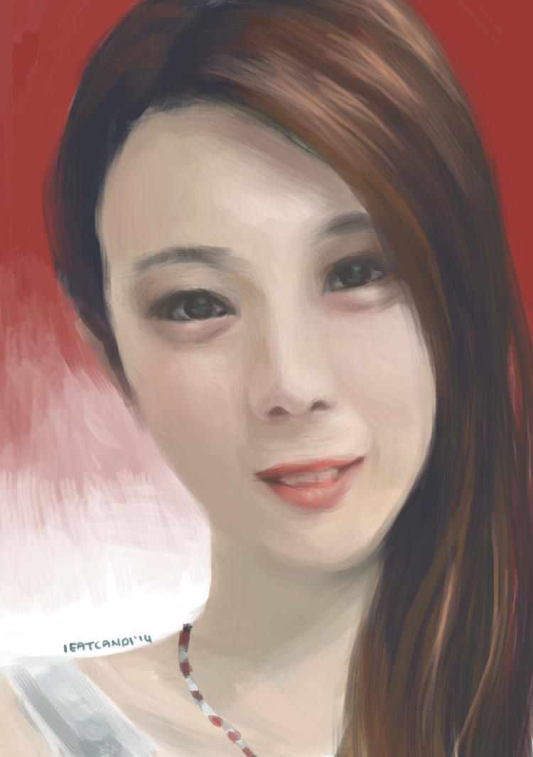 Portrait #1 by lovecandy95