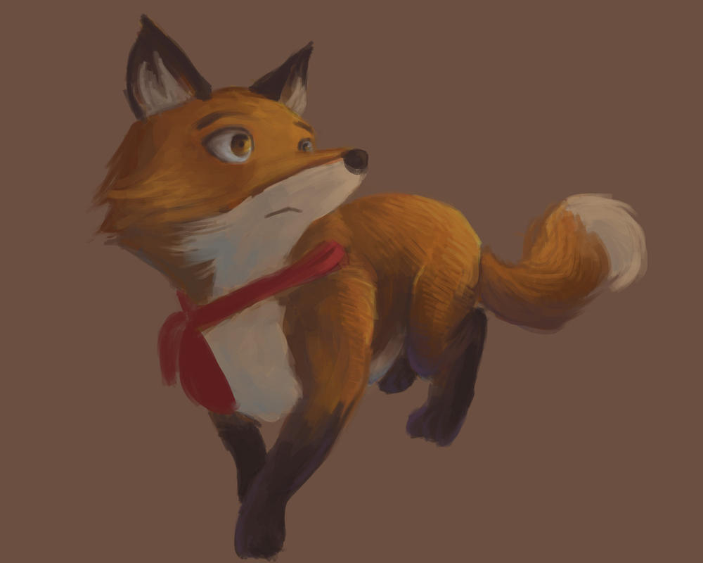 Fox Wip by lovecandy95
