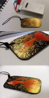 guppy mobile phone strap
