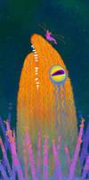 eel flower
