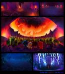 Crazy Arcade animation BGs 03