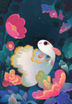 Flower guppy