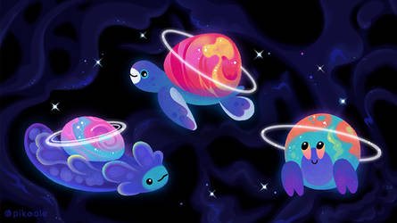 Cosmic shells