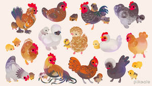 Chicken and Chick
