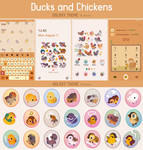 [Themes] Ducks and Chickens