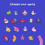 Choose your santa