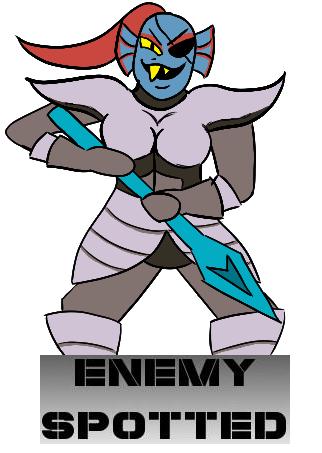 Enemy spotted by Zerada