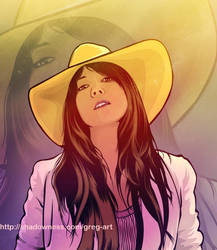 Michelle Branch by greg-arts
