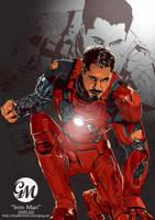 Iron man by greg-arts