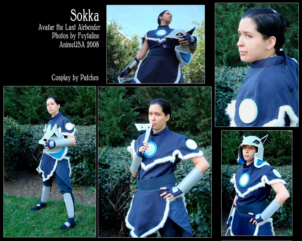 Sokka Cosplay - AnimeUSA by daPatches