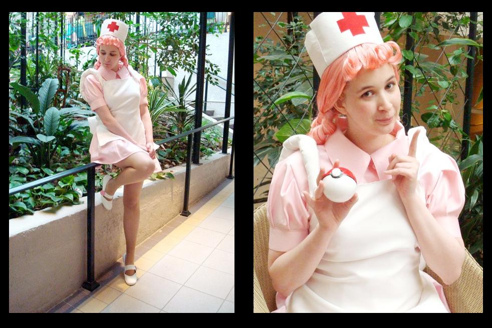 joy naked nurse