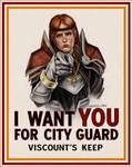 Kirkwall City Guard Wants YOU