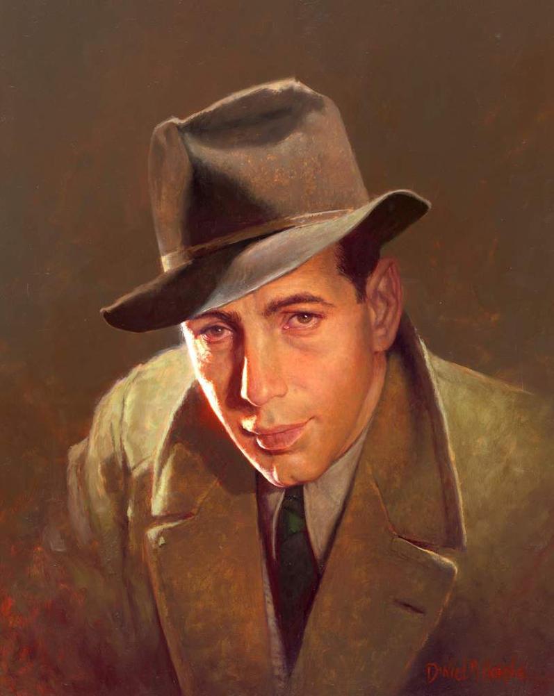 Bogey portrait by OLDSCHOOLDAN