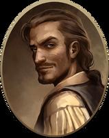 Henry Heartgold by sharandula