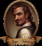 Henry Heartgold Captain Golden Heart