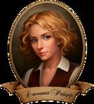 Joanna Ryder 'Captain Golden Heart' by sharandula