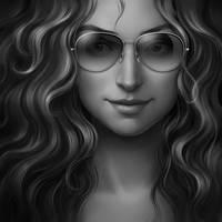 Glass Girls by sharandula
