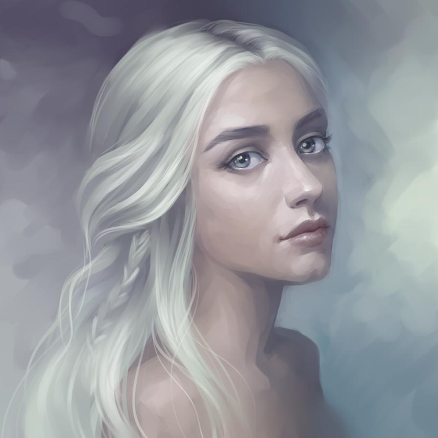Daenerys by sharandula on DeviantArt  Daenerys by sha...