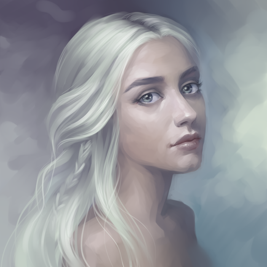 Daenerys By Sharandula On Deviantart