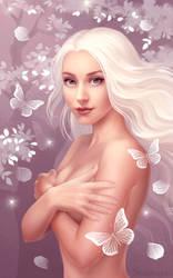 Spring Angel (live wallpaper) by sharandula