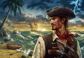 Henry Heartgold (Captain Golden Heart)